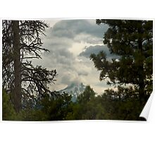 The Framing Of Mount Hood ©  Poster