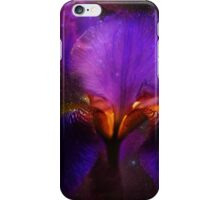 Risen from Stars. Cosmic Iris iPhone Case/Skin