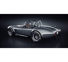Shelby Cobra 427 - Venom Photographic Print