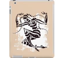 Ethnic dancer. iPad Case/Skin