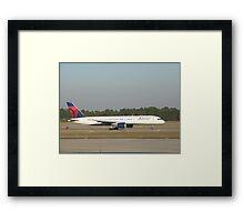 Boeing B-757 Framed Print