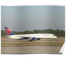 Boeing B-757 Poster