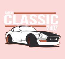 DATSUN NISSAN 240Z Kids Clothes