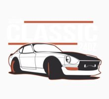 DATSUN NISSAN 240Z Kids Clothes