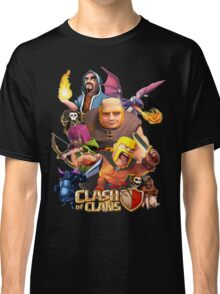 Clash Of Clans Troops Classic T-Shirt