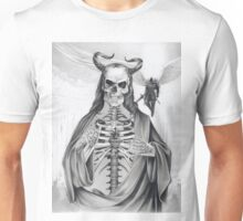 Jesus and the Angel of Death Unisex T-Shirt
