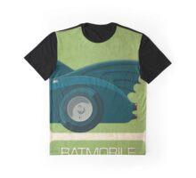 Batmobile 89 part III of III Graphic T-Shirt