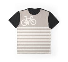 Muddy Simple Bike Graphic T-Shirt