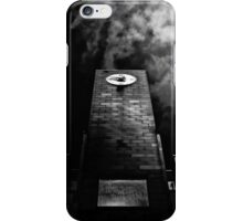 Clock Tower No 110 Davenport Rd Toronto Canada iPhone Case/Skin