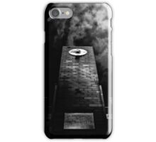 Clock Tower No 110 Davenport Rd Toronto Canada iPhone Case/Skin
