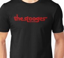 The Stooges (red - distressed) Unisex T-Shirt