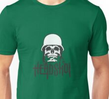 head shot Unisex T-Shirt