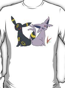 Moon and night T-Shirt
