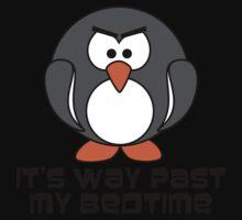 Big Bad Bedtime Penguin Kids Clothes