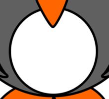 Big Bad Bedtime Penguin Sticker