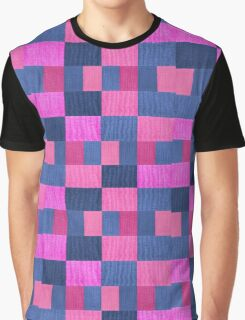 textile pattern Graphic T-Shirt