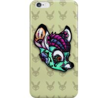 Sugar Skull Bambi iPhone Case/Skin