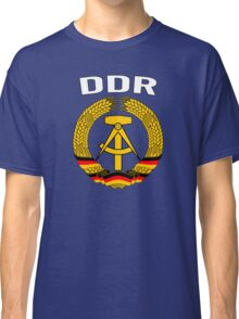 EAST GERMANY - DDR Classic T-Shirt