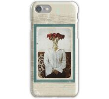 Still Life with The Faceless Woman iPhone Case/Skin