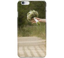 Hands married iPhone Case/Skin