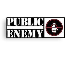 Public Enemy Canvas Print