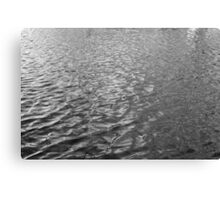 Water Texture IV Canvas Print