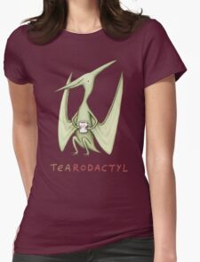 Tearodactyl Womens Fitted T-Shirt