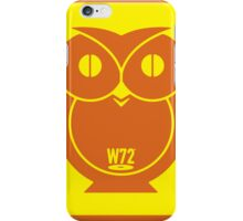A Wise & Funky Owl iPhone Case/Skin