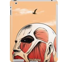 Traveller - Giant Land iPad Case/Skin
