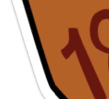 Motel Keys Sticker