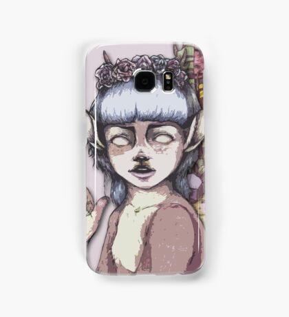 Fawn Girl Samsung Galaxy Case/Skin