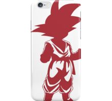 Goten Super Saiyan God iPhone Case/Skin