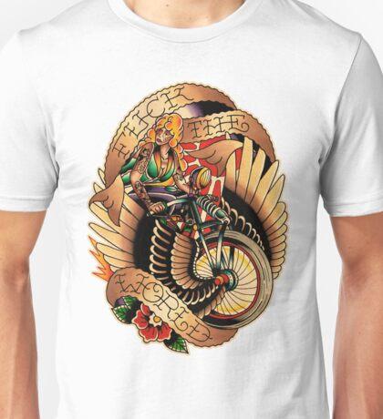 Fuck The World 02 Unisex T-Shirt