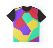 Colorful misc shapes Graphic T-Shirt