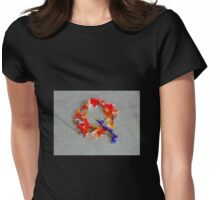 Q is for ... Womens Fitted T-Shirt