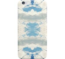 Cloud Cross iPhone Case/Skin