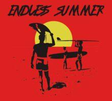 ENDLESS SUMMER SURF MOVIE One Piece - Short Sleeve