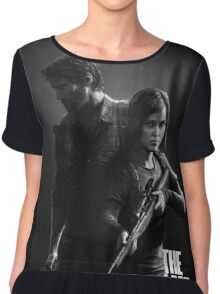 the last of us remastered Chiffon Top