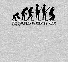 The Evolution of Country Music Unisex T-Shirt