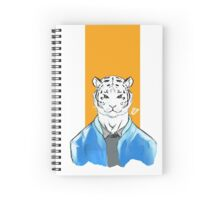 different tiger Spiral Notebook