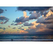 Avoca Sunset Photographic Print