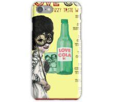 Retro Poster iPhone Case/Skin