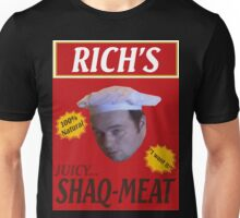Juicy Shaq-Meat Unisex T-Shirt