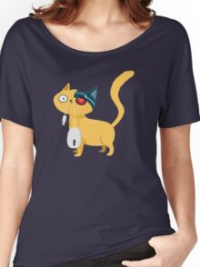 The catch Women's Relaxed Fit T-Shirt