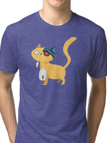 The catch Tri-blend T-Shirt