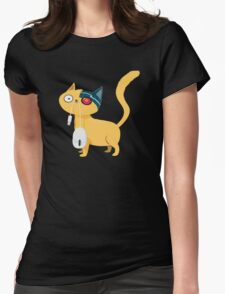 The catch Womens Fitted T-Shirt