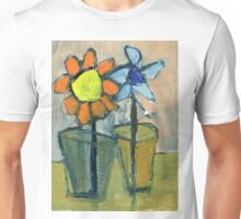 floral dialogue Unisex T-Shirt