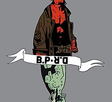 BPRD by go-anna40