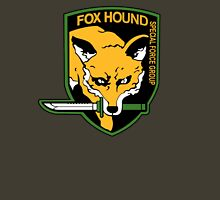 FOXHOUND METAL GEAR SOLID Unisex T-Shirt