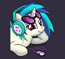 The Audiophile (Vinyl Scratch Poster) Unisex T-Shirt